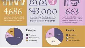 Infographic Design Annual Report